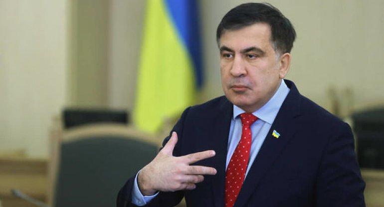 """""""Plan hazır idi, ərazilər azad ediləcəkdi, amma..."""" - Saakaşvilidən şok iddia"""