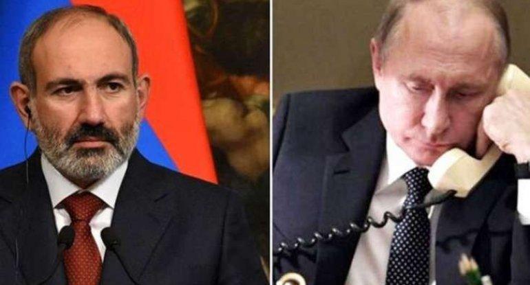 Putin-Paşinyan danışıqlarının DETALLARI - Kreml Zəngəzur dəhlizinin açılmasını İSTƏYİR